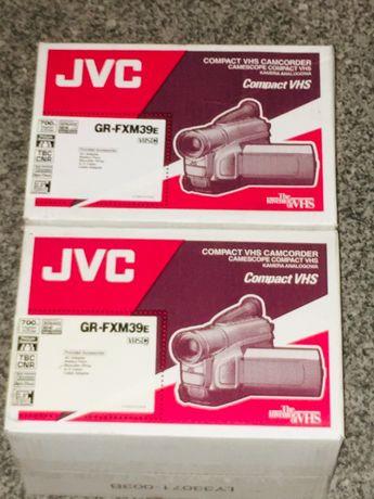 Kamera vhs JVC GR-FXM39e NOWA