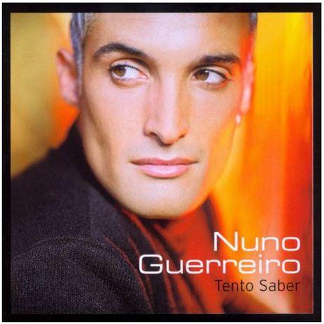 CDs de Nuno Guerreiro, Kika e Pink Martini como Novos.
