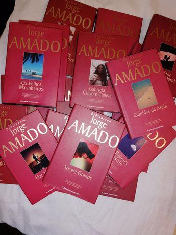 Colecção de Jorge Amado