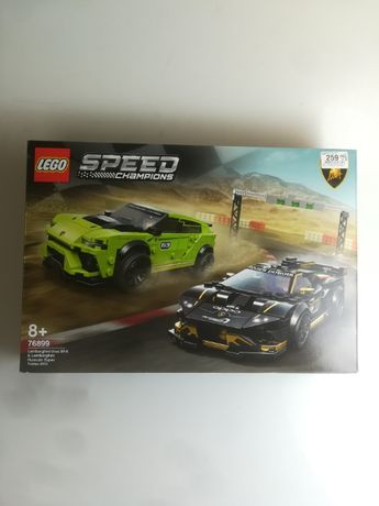 Lego Speed Champions Ursus ST-X i Huracan 76899