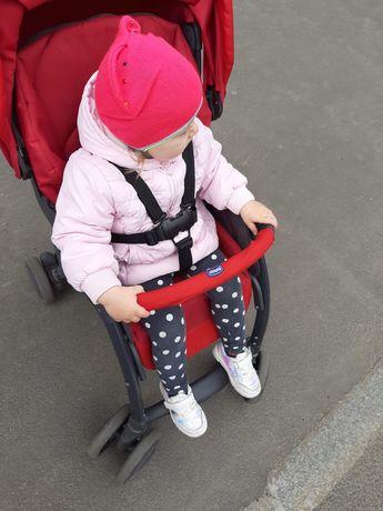 Прогулочная коляска Chicco