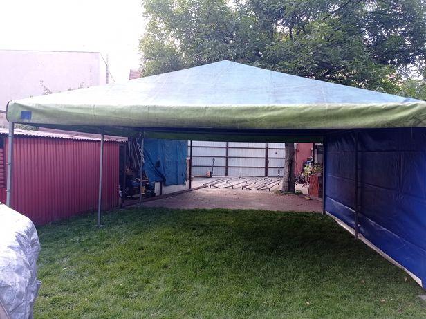 Namiot handlowo - ogrodowy