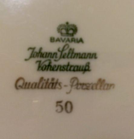 Продам винтажное немецкое блюдо Johann Seltmann Vohenstrauß
