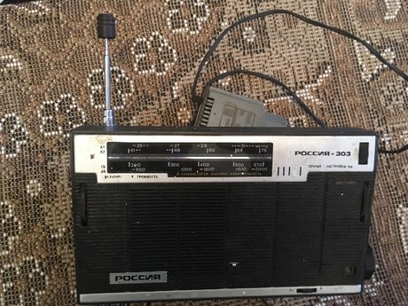 Радіоприймач Россия-303