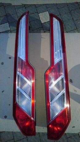 Ford Transit Custom задні ліхтарі, стопи фонарь