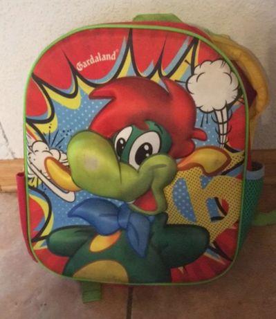 Plecak dzieciecy do przedszkola