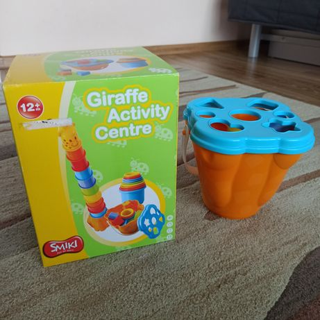 Smiki giraffe activity centure