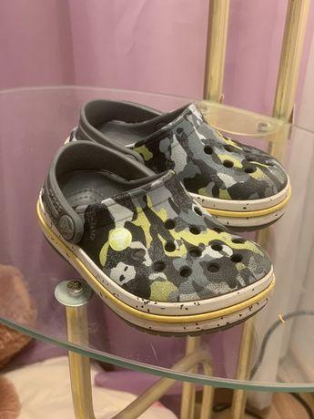 Детские crocs c5