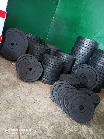 Obciążenie żeliwne , siłownia **NOWE**