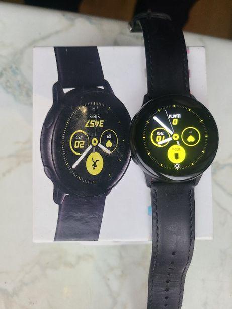 Часы Samsung Galaxy Watch Active Black SM-R500