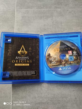 Assassin Creed Origin ps4
