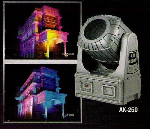 Прожектор для архитектурного освещения ACME «AK-250 AKI COLOR»