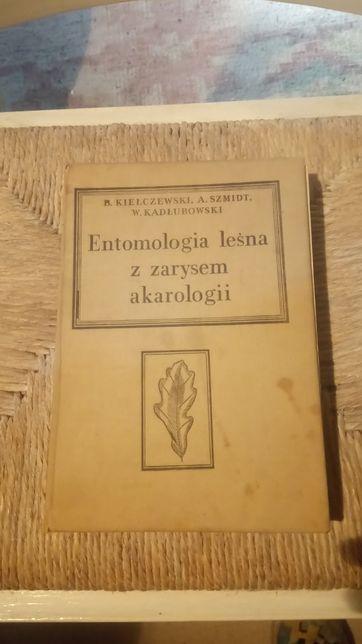 Etymologia leśna z zarysem z akarologii,dla studentów Akademii Rolnicz