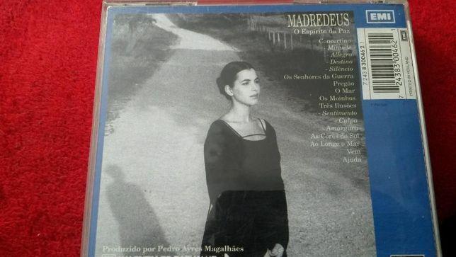 Cds Madredeus