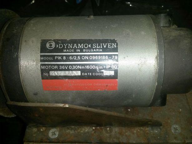 Электродвигатель PIK 8-6/2,5