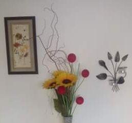 Kwiaty Sztuczne Słoneczniki 80cm.