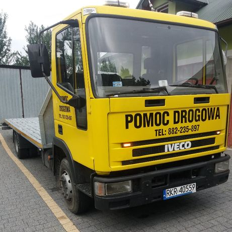 Autolaweta POMOC DROGOWA Transport do 5 ton. 24h