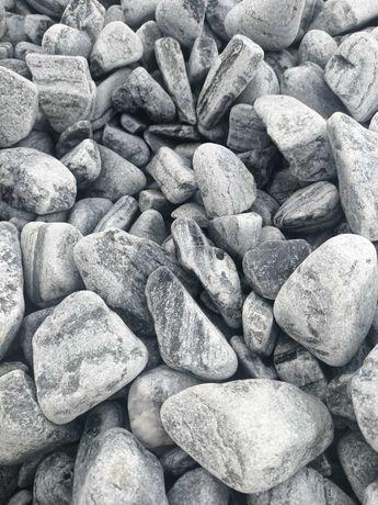 Otoczak Grecki niebieski. Kamień ogrodowy, dekoracyjny, ozdobny