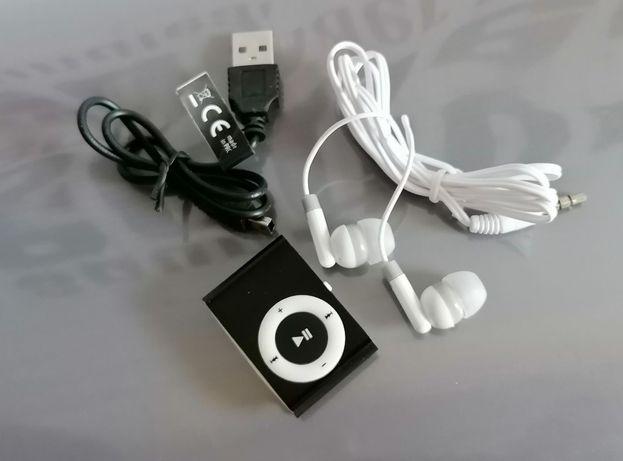 odtwarzacz mp3 plus słuchawki
