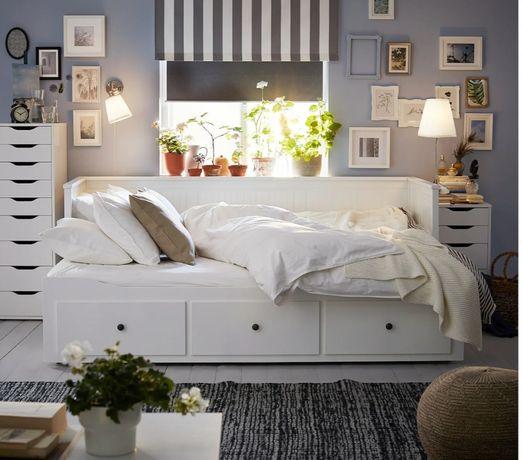 Łóżko Ikea Hemnes