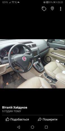 Fiat Croma 2007р. Аутомат 2.4д.