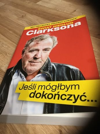 """Nowa książka """"świat według Clarksona"""""""