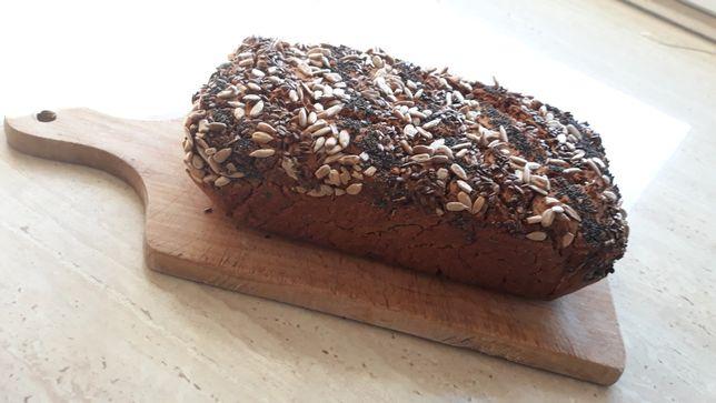 Chleb bezglutenowy/ chleb gryczano-jaglany