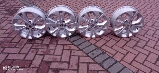 felgi aluminiowe alufelgi r 15  5x114,3 renault