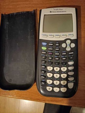 Calculadora Texas TI-84 Plus- NÃO LIGA