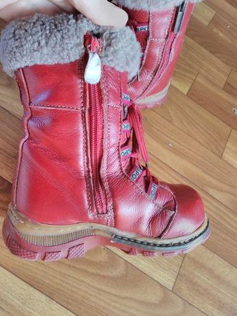 Зимние ботинки (чоботы)