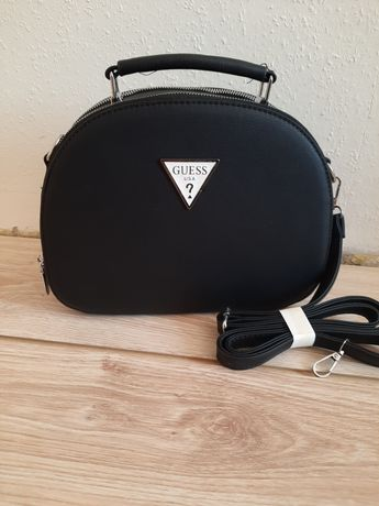 Okazja nowy kuferek Guess listonoszka damska torebka