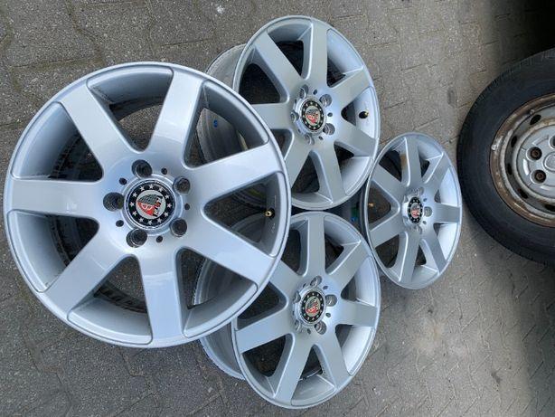"""Alu Felgi PLATIN 16"""" 5x112 Et50 57.1 MM VW AUDI"""