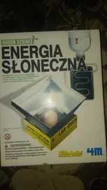 Kidzlabs-model pieca słonecznego i słoneczny podgrzewacz wody