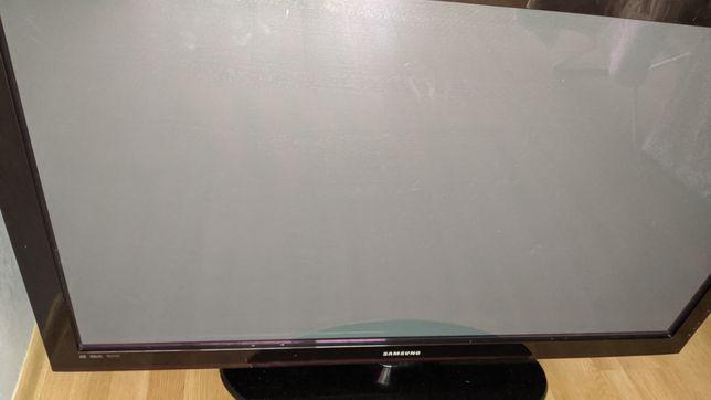 Telewizor Samsung 50 cali plazma Uszkodzony PS50B450B1W