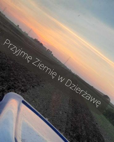 Dzierżawa , Ziemia rolna , Wydzierżawię