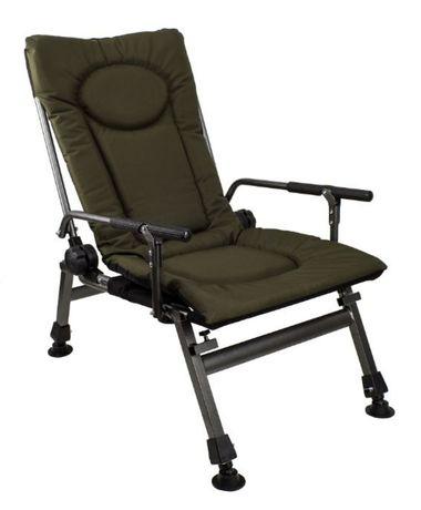 Fotel karpiowy / turystyczno-wędkarski F5R