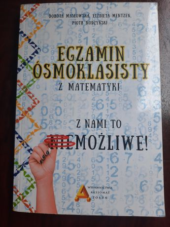 Egzamin ósmiklasisty z matematyki