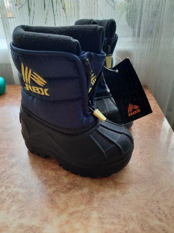 Зимові чобітки RBx