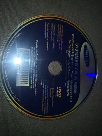 Windows 7 oryginalny płyta