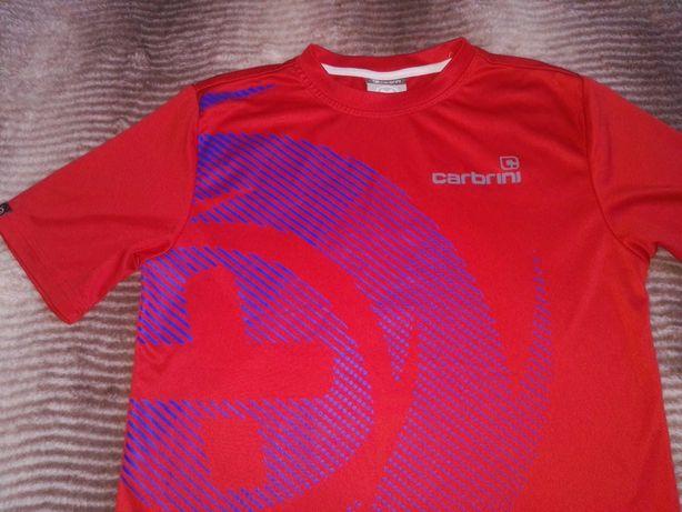 Koszulka sportowa Carbrini na rower 8-9 l 128 134 cm rowerowa
