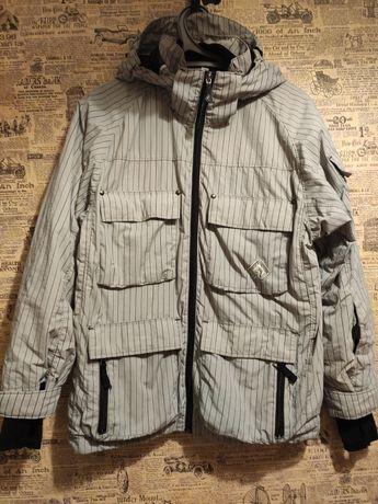 Куртка подростковая р146 лыжная
