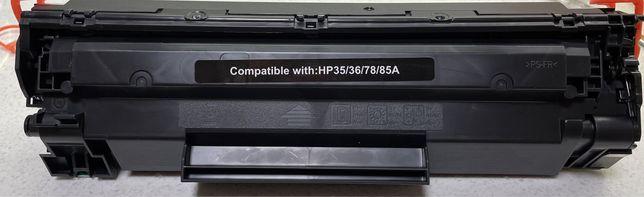 Картридж HP35/36/78/85A