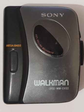 Sony Walkman AVLS WM-EX122