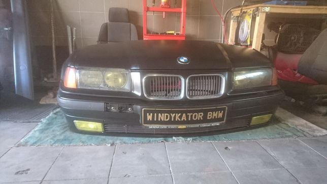 Mebel do garażu z Bmw e36
