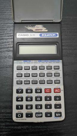 Calculadora Científica Casio fx-95 EQUATION usada