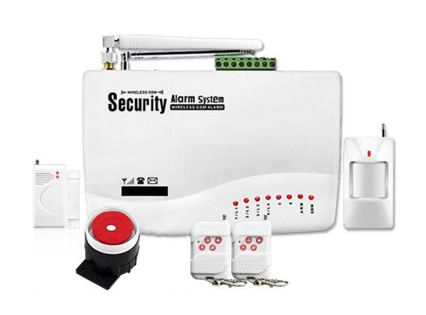 Охранная система GSM Сигнализация для дома, офиса, дачи