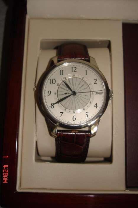 Relógio TISSOT  O PORTUGUEZ Edição Limitada se Beja (Santiago Maior E São João Baptista) - imagem 1