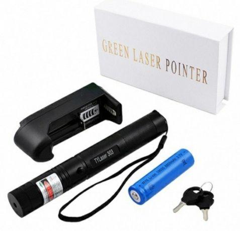 Лазерная указка Green Laser Pointer 303 Лазер.