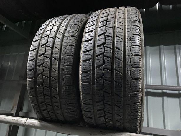 зима 215\55\R16 7,3мм Nexen 2шт шины шини