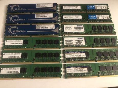 4gb DDR2 667/800 Оперативная Память 4гб для INTEL/AMD ГАРАНТИЯ!